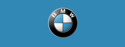 Brand logo of BMW