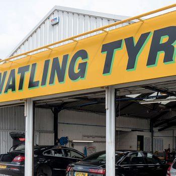 watling tyres logo