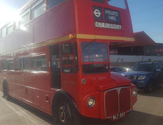 Double-Decker Bus 14
