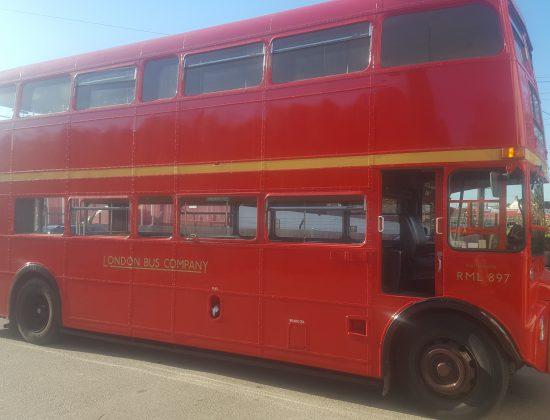Double-Decker Bus 13