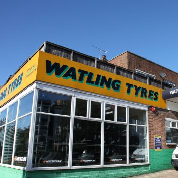 watling tyres margate garage