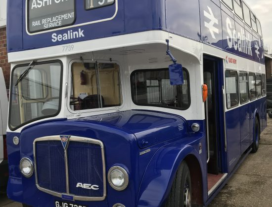 Double-Decker Bus 3