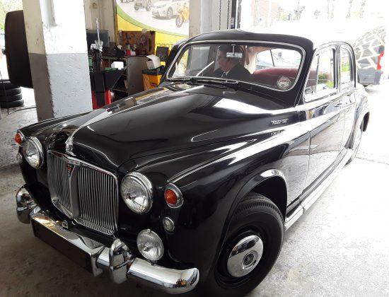 Rover 100 34