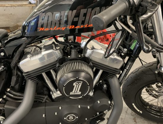 Harley Davidson Forty Eight 16