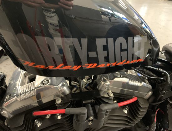 Harley Davidson Forty Eight 18