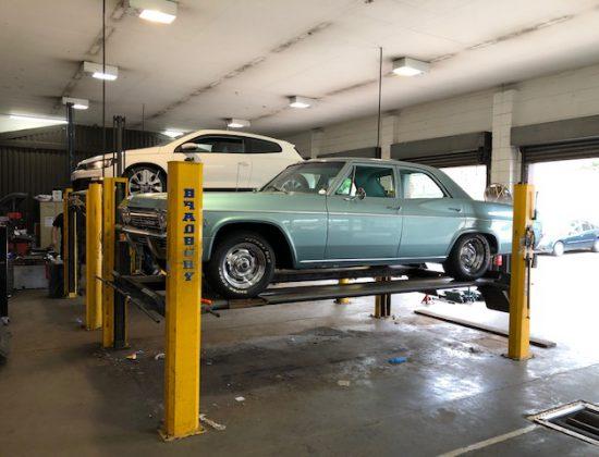 Chevrolet Bel Air 29