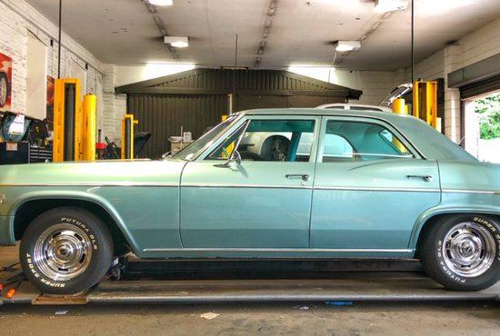 Chevrolet Bel Air 34