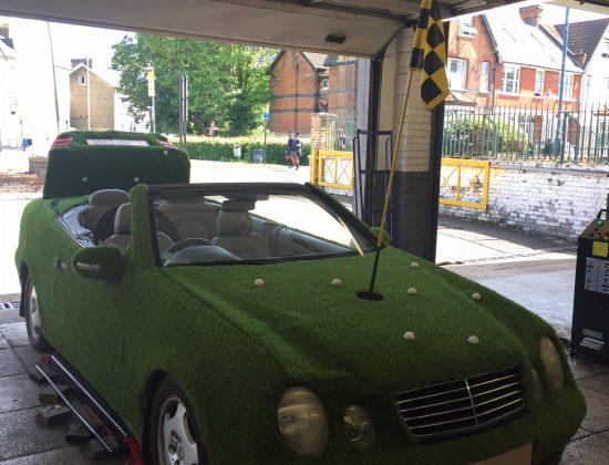 Golf Car 16