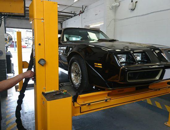 Pontiac Transam 12