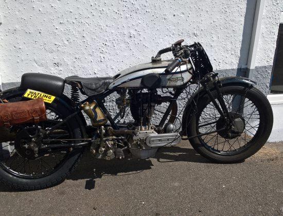 1929 Norton Motorcycle 10