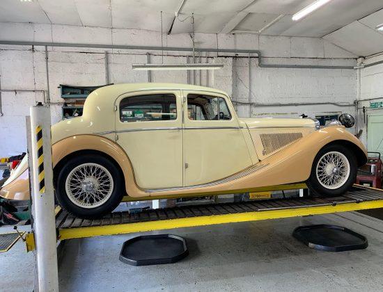 Ford V8 6