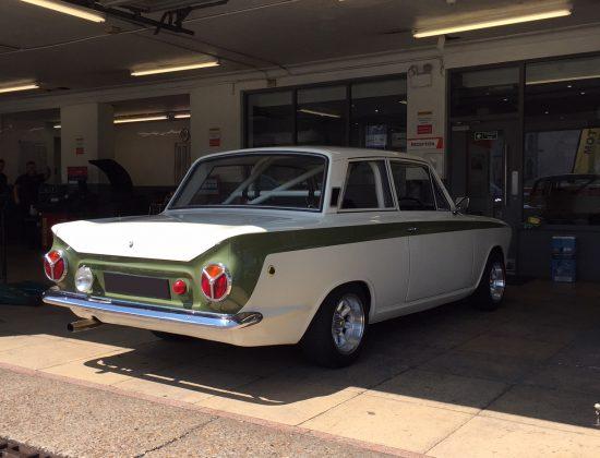 Ford Cortina 4